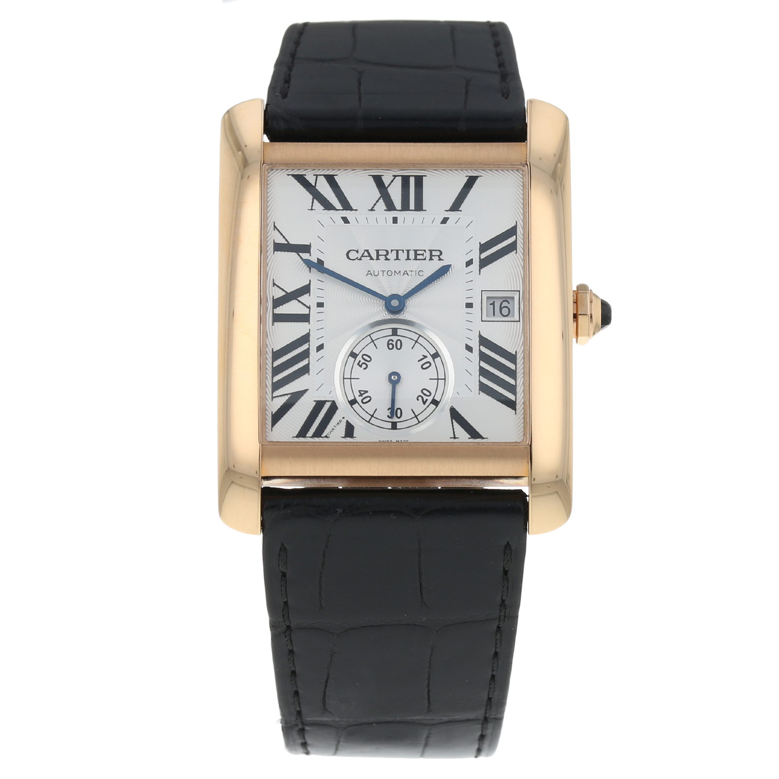 tank ret watches watch pre owned cartier americaine burrells