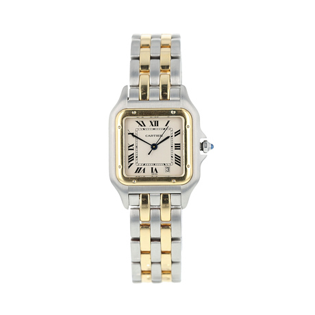 Pre-Owned Cartier Panthere Ladies Watch