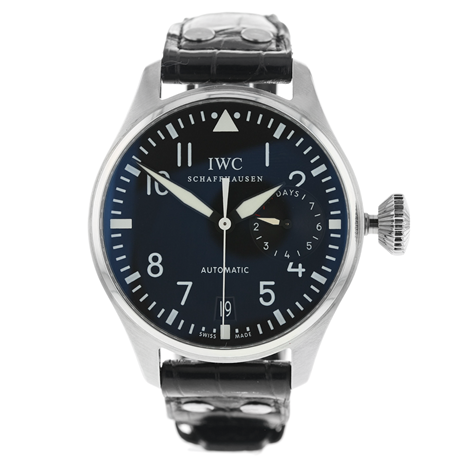 Pre-Owned IWC Big Pilot Automatic Mens Watch