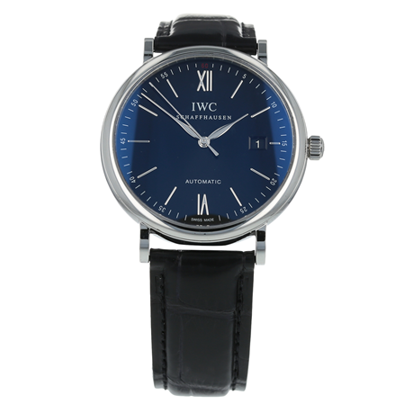 Pre-Owned IWC Portofino Mens Watch IW356502