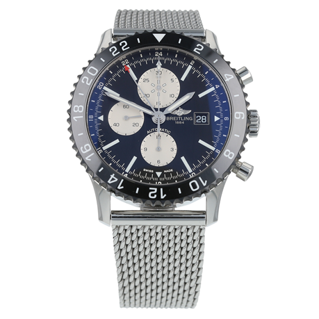 Pre-Owned Breitling Chronoliner Men's Watch