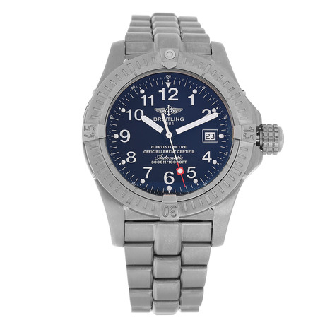 Pre-Owned Breitling Avenger Seawolf Mens Watch, Circa 2008