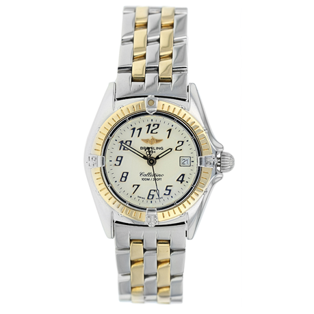 Pre-Owned Breitling Callistino Ladies Watch