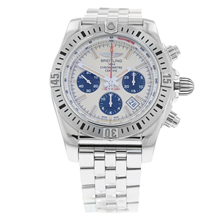Pre-Owned Breitling Chronomat 44 Mens Watch AB0115