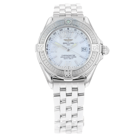 Pre-Owned Breitling B Class Ladies Watch A71365