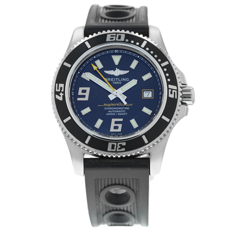 Pre-Owned Breitling SuperOcean 44 Mens Watch A1739102