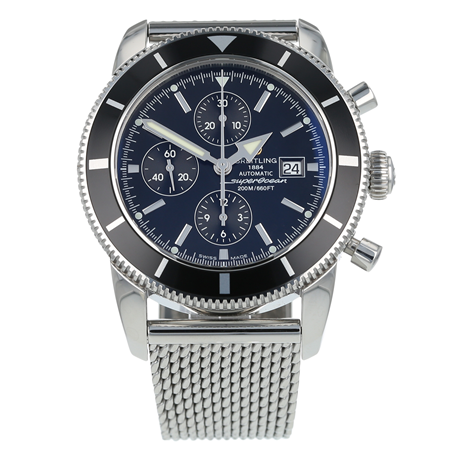 Pre-Owned Breitling SuperOcean Heritage Mens Watch A13320