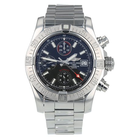 Pre-Owned Breitling Avenger II Mens Watch A13381