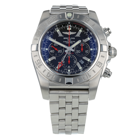 Pre-Owned Breitling Chronomat GMT Limited Edition Mens Watch AB0412