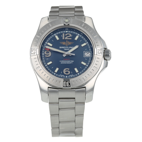 Pre-Owned Breitling Colt Ladies Watch A74389