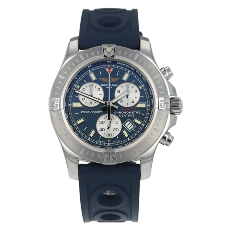 Pre-Owned Breitling Colt Chronograph Mens Watch A73388