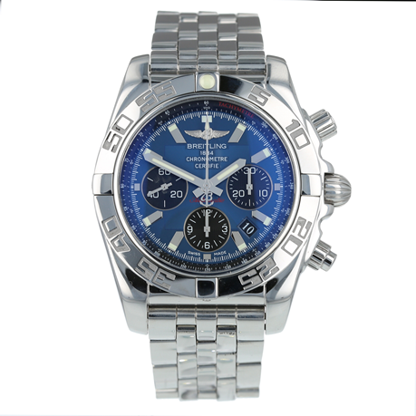 Pre-Owned Breitling Chronomat 33 Mens Watch AB0110
