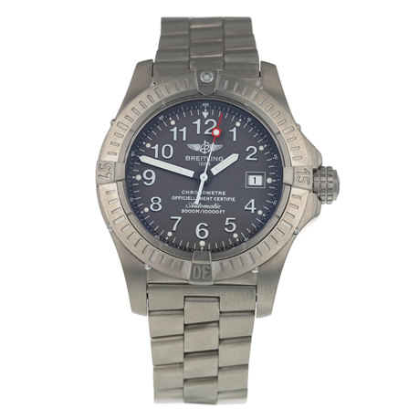 Pre-Owned Breitling Avenger Seawolf Mens Watch E17370