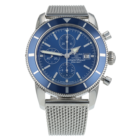 Pre-Owned Breitling SuperOcean Mens Watch A13320