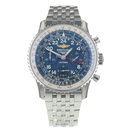 Pre-Owned Breitling Navitimer Cosmonaut Limited Edition Mens Watch AB0210