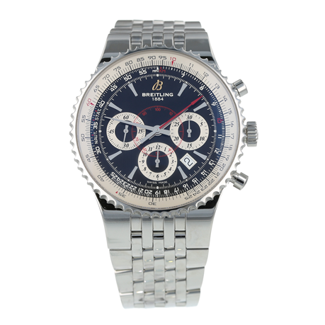 Pre-Owned Breitling Montbrillant Limited Edition Mens Watch A23351