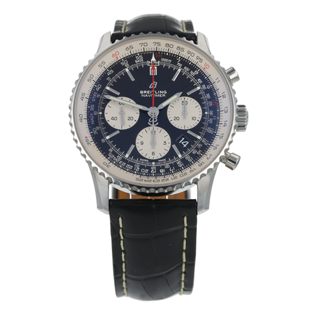 Pre-Owned Breitling Navitimer 01 Limited Edition Mens Watch AB0121