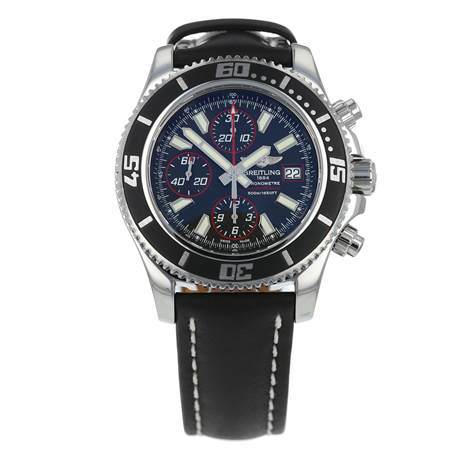 Pre-Owned Breitling SuperOcean Mens Watch A13341