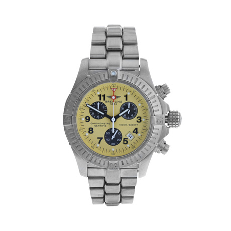 Pre-Owned Breitling Avenger Mens Watch