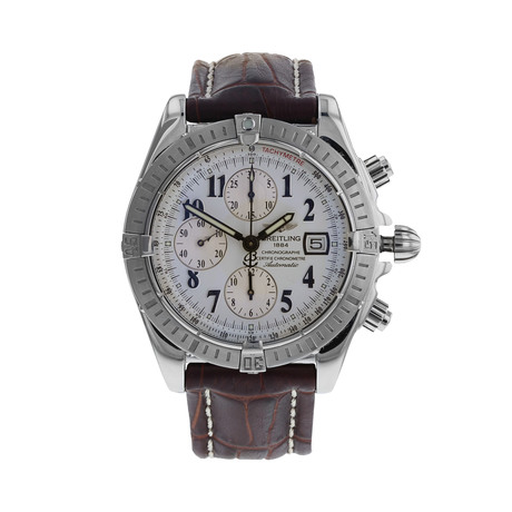 Pre-Owned Breitling Chronomat Evolution Mens Watch