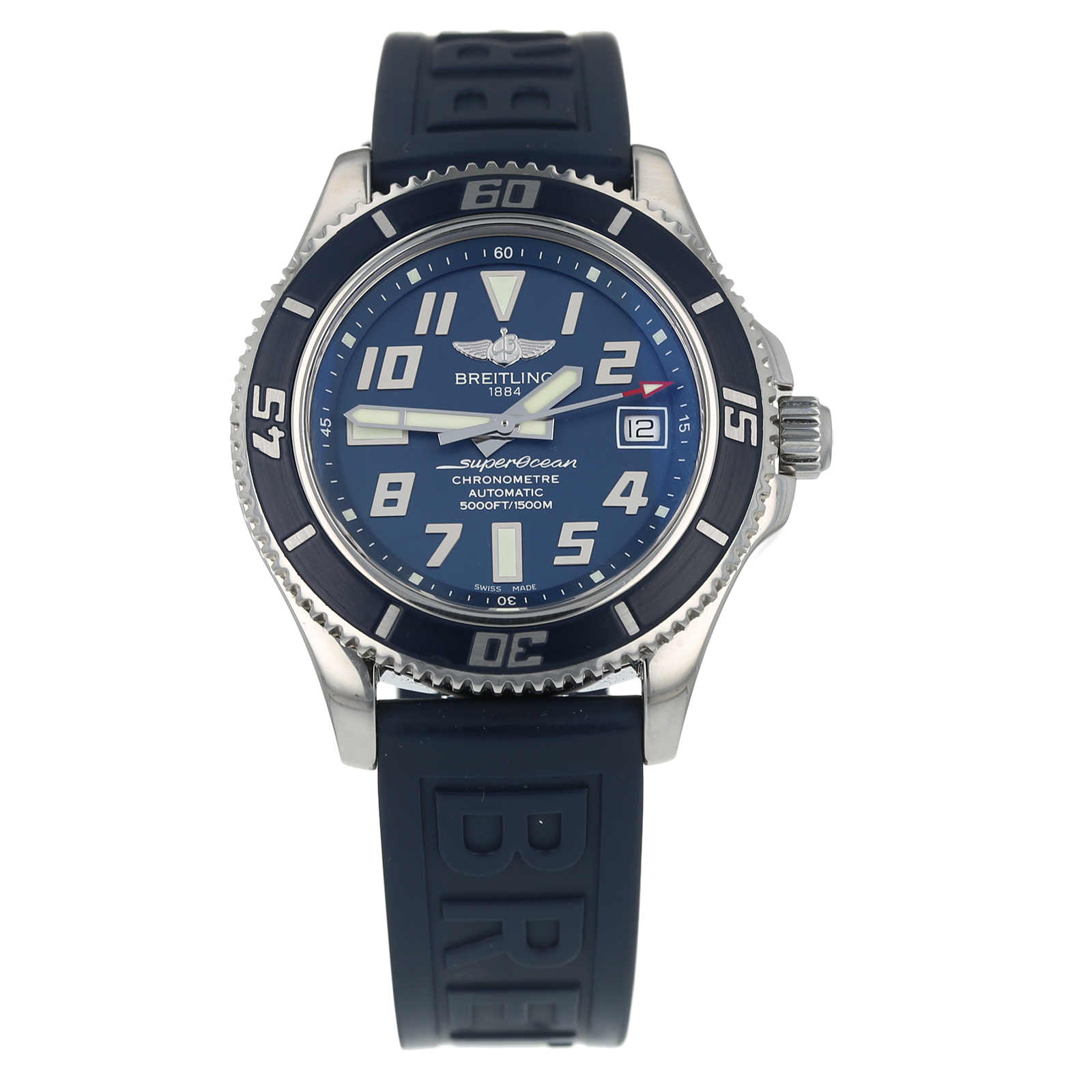 Pre-Owned Breitling Superocean Mens Watch, Circa 2014