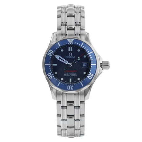 Pre-Owned Omega Seamaster Ladies Watch, Circa 2007