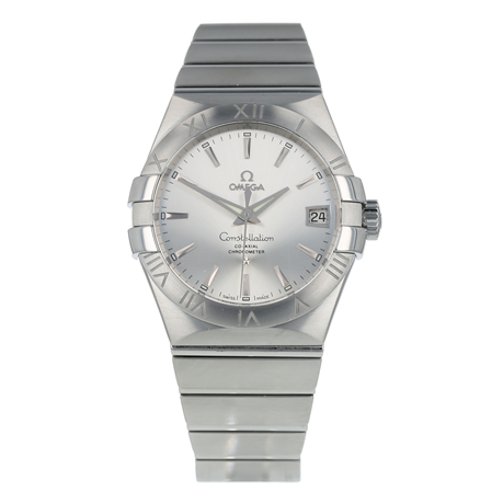 Pre-Owned Omega Constellation Co-Axial Mens Watch 123.10.38.21.02.001