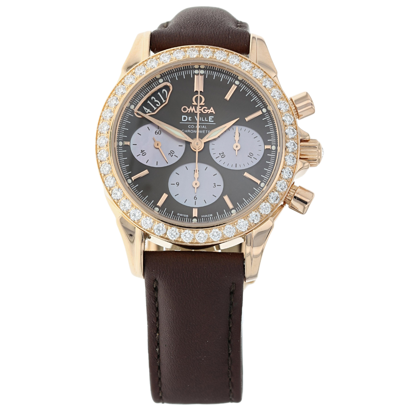 Pre-Owned Omega DeVille Ladies Watch 4677.60.37