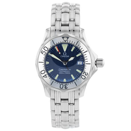 Pre-Owned Omega Seamaster Ladies Watch