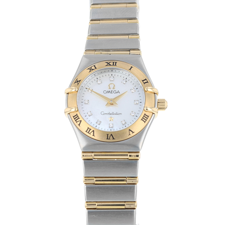 Pre-Owned Omega Constellation Ladies Watch 1262.75.00