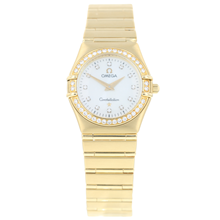 Pre-Owned Omega Constellation Ladies Watch 1177.75.00