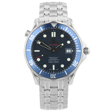 Pre-Owned Omega Seamaster Co-Axial Diver Mens Watch 2220.80.00