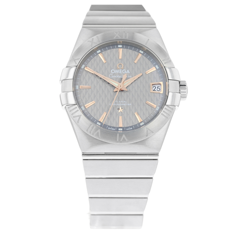 Pre-Owned Omega Constellation Co-Axial Mens Watch 123.10.38.21.06.003