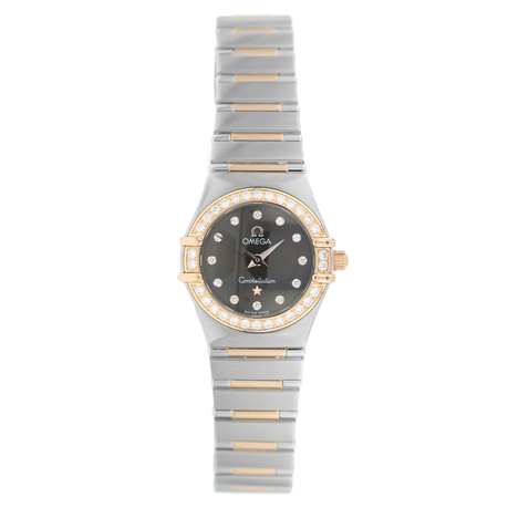 Pre-Owned Omega Constellation Ladies Watch 1360.60.00
