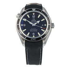 Pre-Owned Omega Seamaster Planet Ocean Mens Watch 2901.50.81