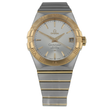Pre-Owned Omega Constellation Co-Axial Mens Watch 123.20.38.21.02.002