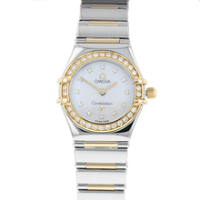 Pre-Owned Omega Constellation My Choice Ladies Watch 1365.75.00
