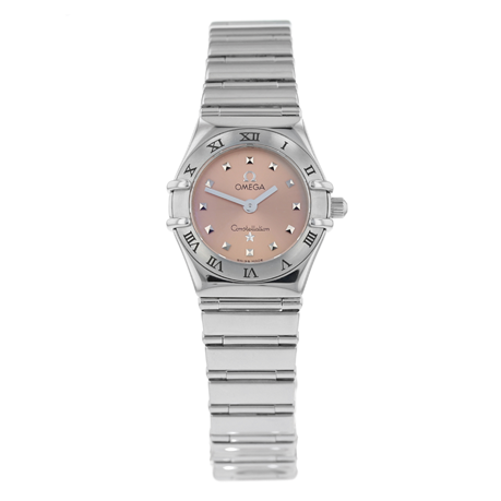 Pre-Owned Omega Constellation My Choice Ladies Watch 1561.61.00