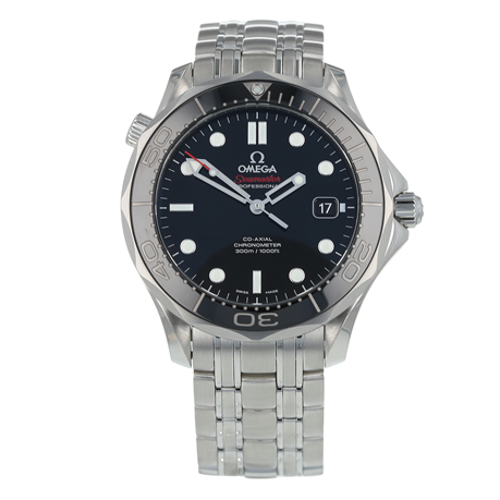 Pre-Owned Omega Seamaster Diver 300M Mens Watch 212.30.41.20.01.003