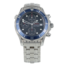 Pre-Owned Omega Seamaster Diver 300M Chronograph Mens Watch 2225.80.00
