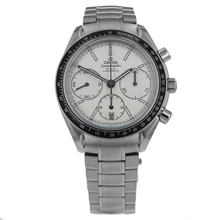 Pre-Owned Omega Speedmaster Racing Co-Axial Chronograph Mens Watch 326.30.40.50.02.001