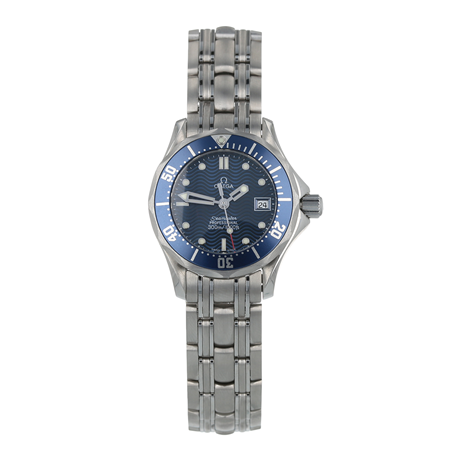 Pre-Owned Omega Seamaster Ladies Watch 2583.80.00