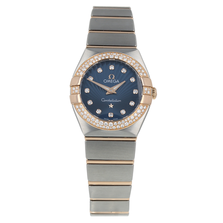Pre-Owned Omega Constellation Ladies Watch 123.25.24.60.53.001