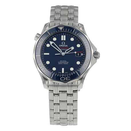 Pre-Owned Omega Seamaster Diver 300M Co-Axial Mens Watch 212.30.41.20.03.001