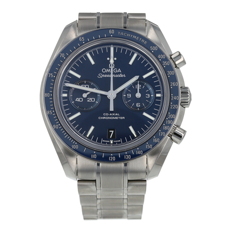 Pre-Owned Omega Speedmaster Moonwatch Mens Watch 311.90.44.51.03.001