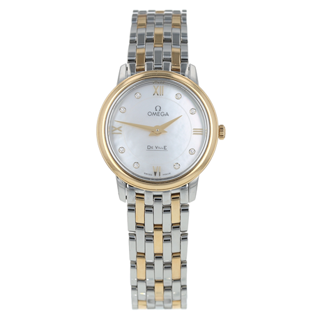 Pre-Owned Omega De Ville Ladies Watch 424.20.27.60.55.001
