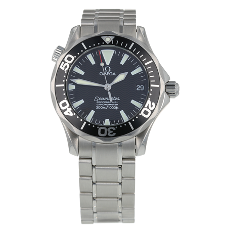 Pre-Owned Omega Seamaster Mens Watch 2252.50.00