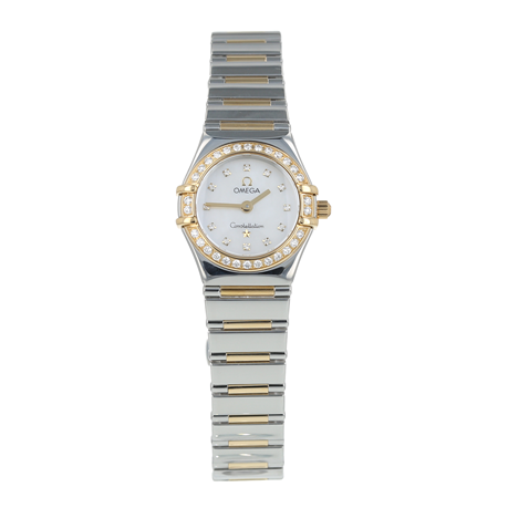 Pre-Owned Omega Constellation Ladies Watch 1365.75.00