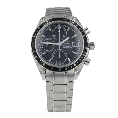 Pre-Owned Omega Speedmaster Date Mens Watch 3210.50.00