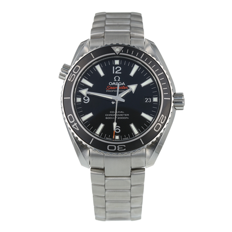 Pre-Owned Omega Seamaster Planet Ocean Mens Watch 232.30.42.21.01.001